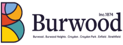burwood logo