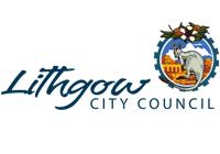 lithgow logo