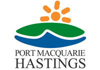port-macquarie-hastings logo