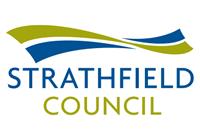 strathfield logo